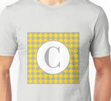 C Checkard Unisex T-Shirt