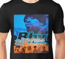 Rhyme & Reason hip hop docomentary Unisex T-Shirt