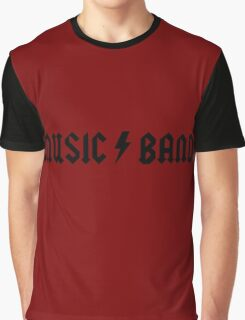 Music/Band Graphic T-Shirt