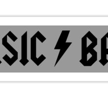 Music/Band Sticker