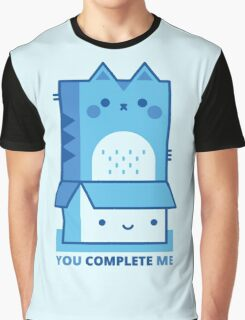 You Complete Me Graphic T-Shirt