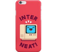Interneat!  iPhone Case/Skin