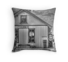 Chama General Store Throw Pillow