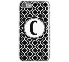 C Bootle iPhone Case/Skin