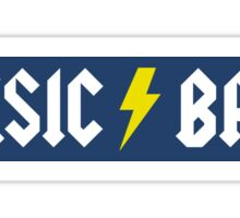 Music/Band (alternate) Sticker