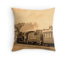 Cumbres & Toltec Throw Pillow