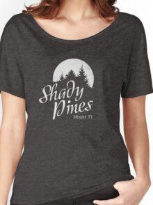Golden Girls TV Show Fan Art - Shady Pines Women's Relaxed Fit T-Shirt