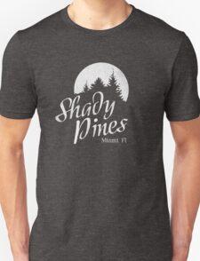 Golden Girls TV Show Fan Art - Shady Pines T-Shirt