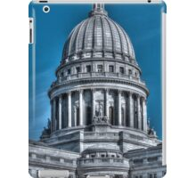 Wisconsin State Capitol iPad Case/Skin