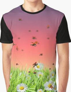 ladybug  Graphic T-Shirt