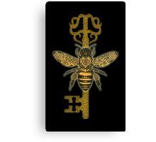 Brakebills Key Bee Canvas Print