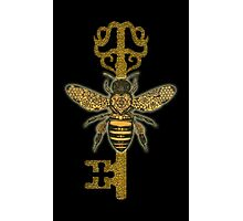Brakebills Key Bee Photographic Print