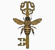 Brakebills Key Bee Kids Tee