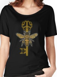 Brakebills Key Bee Women's Relaxed Fit T-Shirt