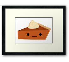 Kieutie Pie! Framed Print