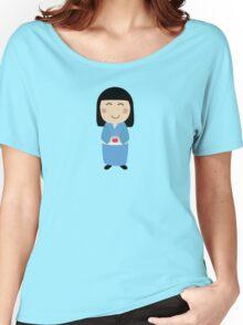 kokeshi doll Women's Relaxed Fit T-Shirt