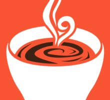 coffee diamond Sticker