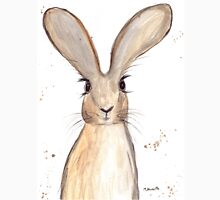 Hare watercolor painting Unisex T-Shirt