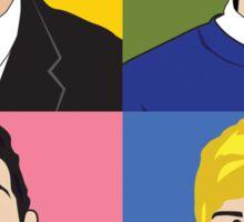 Inbetweeners: The Best Of Sticker