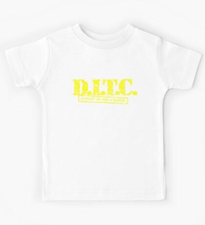 DITC crew replica Rawkus tshirt - Diggin in the crates late 90s Kids Tee