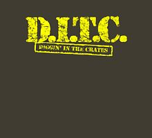 DITC crew replica Rawkus tshirt - Diggin in the crates late 90s Unisex T-Shirt