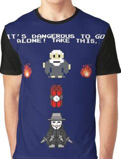 Z for Zelda Graphic T-Shirt
