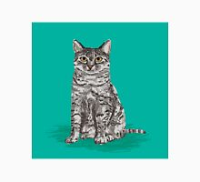 Sitting egyptian mau cat breed cute cat lady gifts pet portraits must haves for cat owner Classic T-Shirt