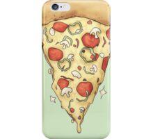 Pepperoni Pizza Slice iPhone Case/Skin
