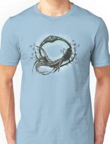 Long Tailed Widow Bird Unisex T-Shirt