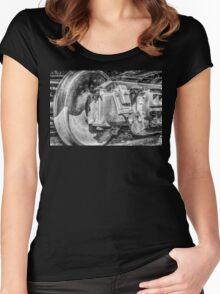 Ready to Roll Women's Fitted Scoop T-Shirt