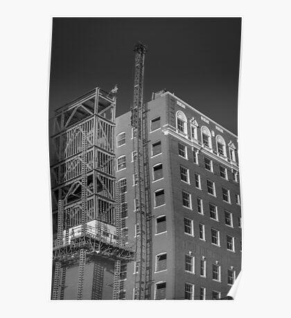 Pioneer Under Construction Poster
