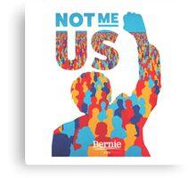 Bernie Sanders US Canvas Print