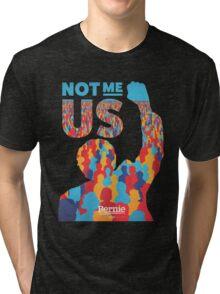 Bernie Sanders US Tri-blend T-Shirt