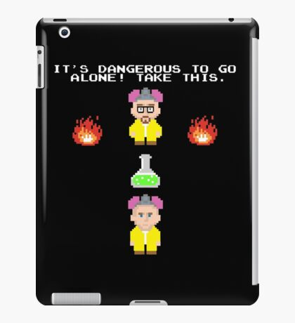 Breaking Zelda iPad Case/Skin