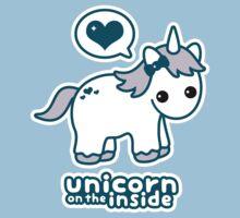 Unicorn Inside One Piece - Short Sleeve