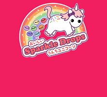 Unicorn Poop Womens Fitted T-Shirt