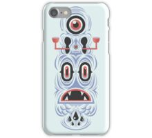 Cover Your Senses iPhone Case/Skin