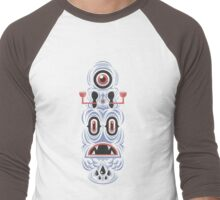Cover Your Senses Men's Baseball ¾ T-Shirt