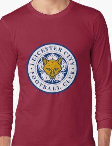 leicester city Long Sleeve T-Shirt