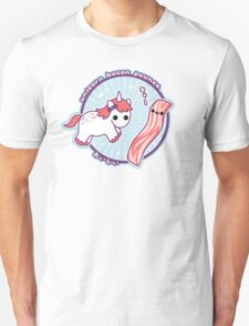 Unicorn Bacon Pounce T-Shirt