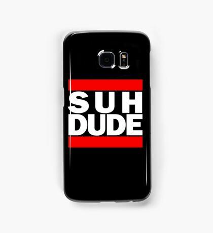 Suh Dude - Run DMC Logo Samsung Galaxy Case/Skin