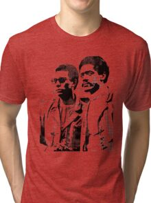 Stokely Carmichael and Bobby Seale Tri-blend T-Shirt