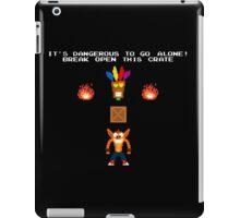 Zelda Bandicoot iPad Case/Skin