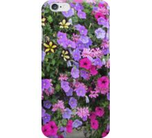 Every Year - bunch of flowers iPhone Case/Skin