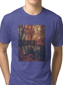 Where are you? Tri-blend T-Shirt