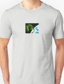 Rayquaza, Master of the Atmosphere Unisex T-Shirt