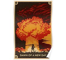 DAWN OF A NEW DAY Poster