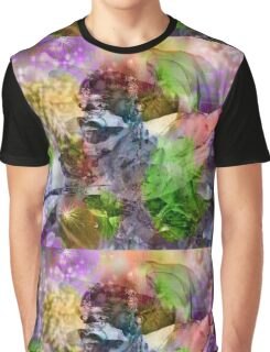 FLORAL DREAM of BEAUTY Graphic T-Shirt