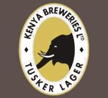 Tusker Beer Kenya Baby Tee