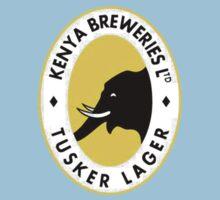 Tusker Beer Kenya Kids Tee
